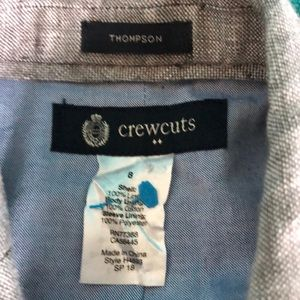 Crewcuts Matching Sets - Boys crewcuts Thompson suit